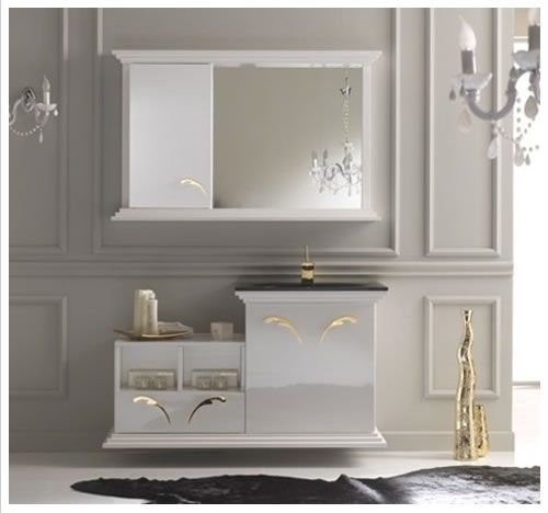 Naos Vanities and Bathrooms Collection from Neabath