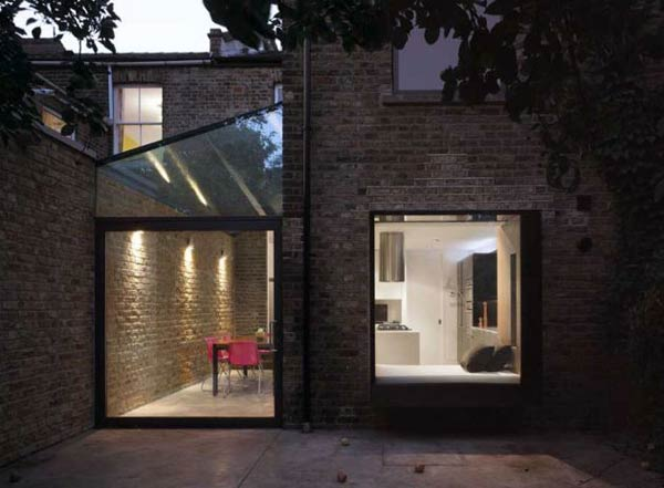 modern window2 Creative Renovation: Modern with a Side of Ranch by Hufft Projects
