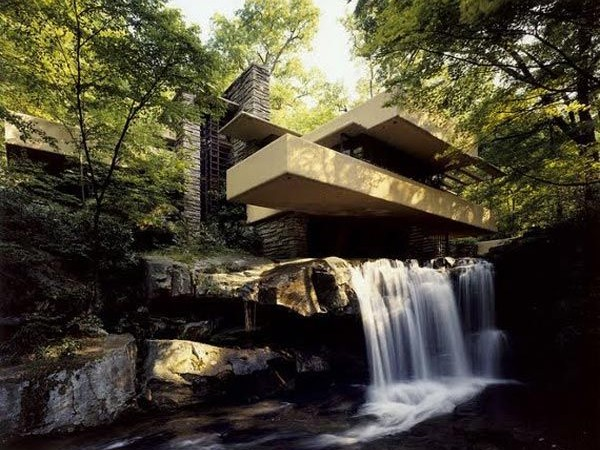 Frank Lloyd Wright's Fallingwater House Offers Exclusive Access