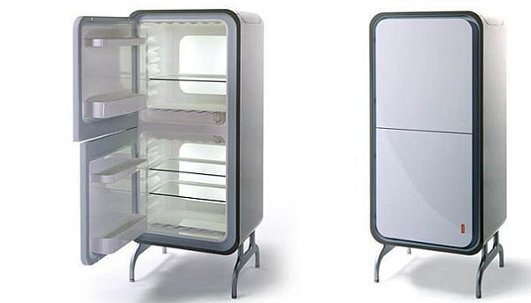 Bi-Axis Fridge for Samsung by GRO Design
