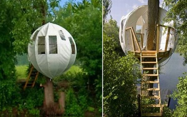 BubbleTree House for Your Own Garden