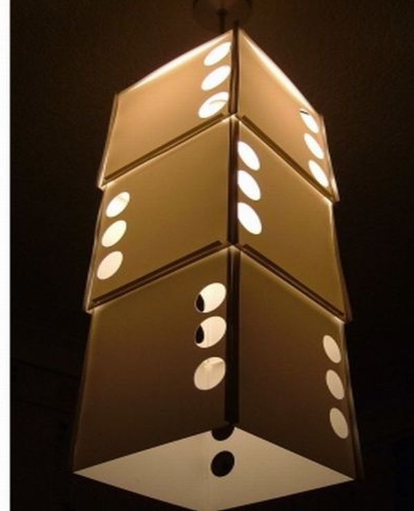 Dice Lamp- Play On!