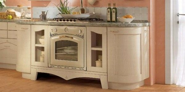Charming classic kitchen design Delightful Kitchen Design from Arrital Cucine