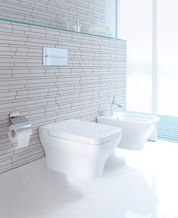 PuraVida31 Innovative Bathroom Furnishings : PuraVida by Duravit