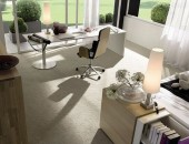 huelsta modern wood home offices 1 170x130 Majestic Private Home in UK with a Highly Modern Feel