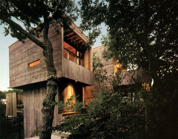 All-Utilities Tree House from Bates Masi Architects