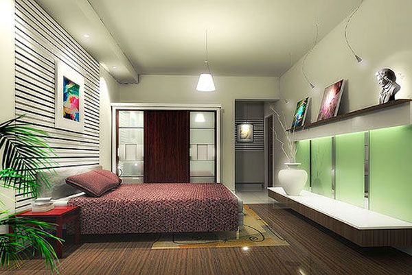 Modern Bedroom Design Ideas