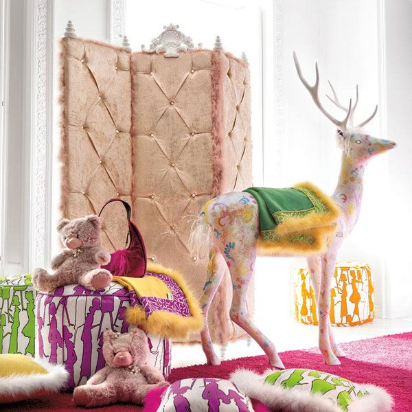 Charming and opulent Pink girls room Altamoda Girl 3 Beautiful Little Girls Bedroom with a Fairy tale Ambiance