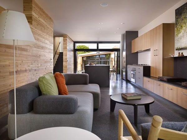 Contemporary Wall House in Seattle 7