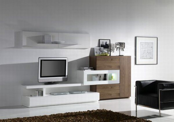 Minimalist furniture for modern living room – Day from Circulo Muebles 2 554x391 Ideas For a Moden Living Room