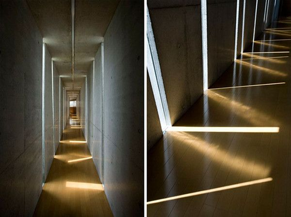 """Slit House in Japan 4 House of Shades and No Windows : """"Slit"""" from Eastern Design Office"""