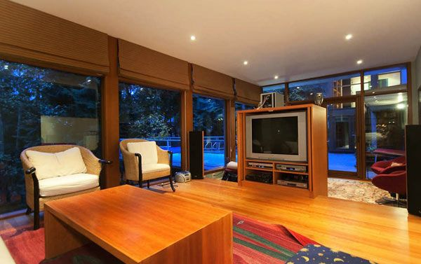 Cullens House From Twilight minimal decor: 'twilight: new moon' film house for sale