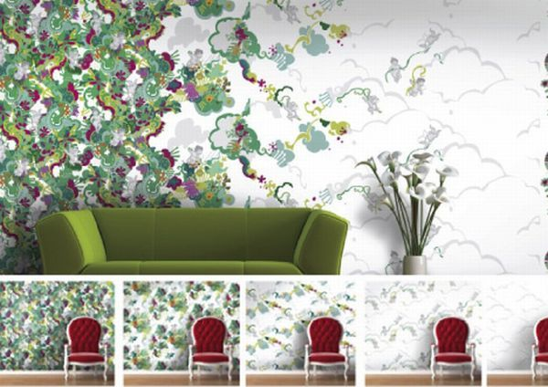 wallpaper Wall Decoration