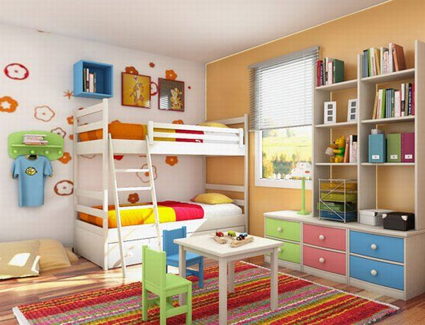 Fresh Room Designs for Kids