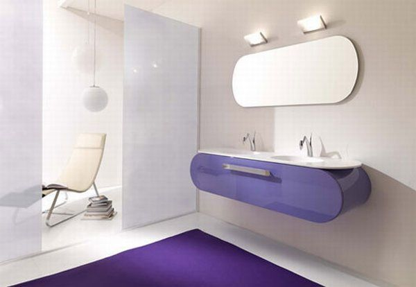 colorful bathroom collection flux1 - Color and Creativity