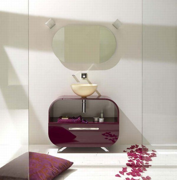 colorful bathroom collection flux123 - Color and Creativity