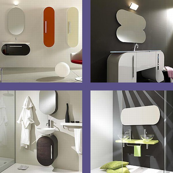 colorful bathroom collection - Color and Creativity