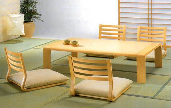 Anese Dining Room Furniture For A Minimalist Style