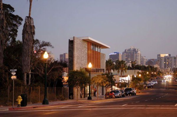 R3 Triangle Building in San Diego from Lloyd Russell