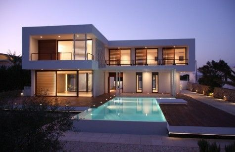 modern summer house6 Contemporary Summer House in Menorca