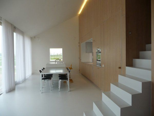 rocha tombal44 House in The Netherlands: Architecture and Sculpture Combined