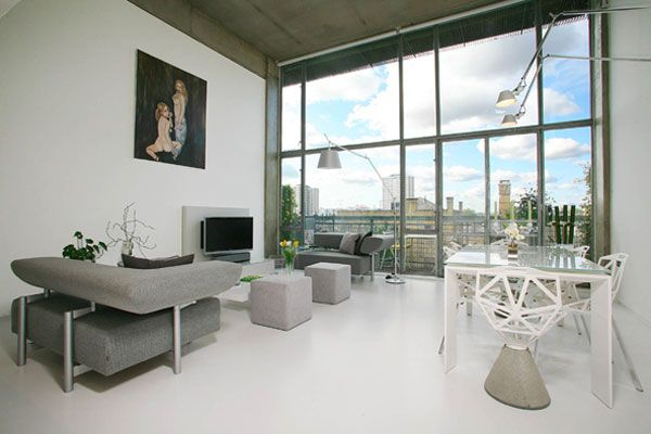 urban space apartment1 Beautiful Loft Design in London, interior design furnishings, design interior, interior design art, architecture interior design, best interior design, interior design decorators, interior home design, interior design room, interior design