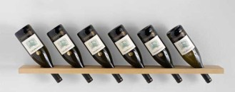 Stack your Wine Bottles with Style : Vineyard by Pack a& Rack