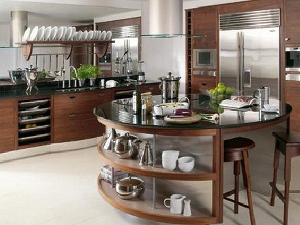 Walnut And Silver Kitchen Designs 9 Fresh Ideas For A Modern Kitchen  Freshome Com