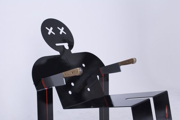 Chairnificine: A Sinister Seat Indeed