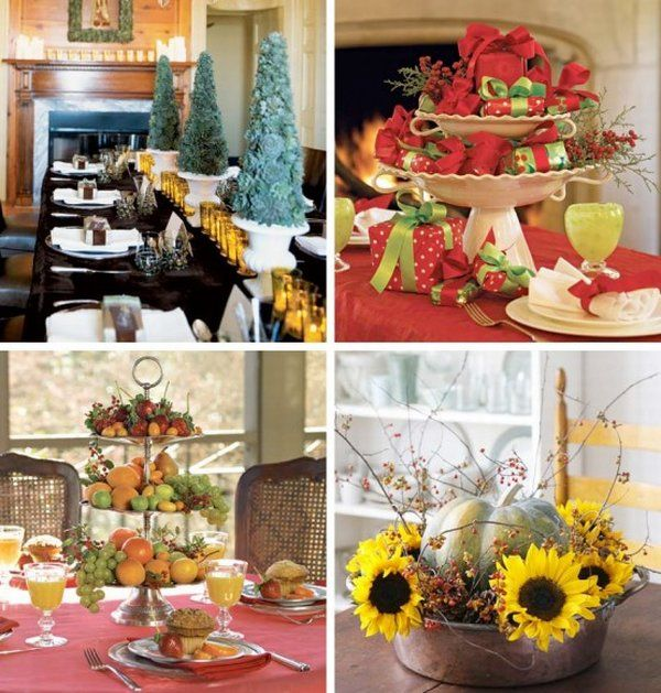 Set a Beautiful Table for The Holidays: Fresh Decorating Ideas