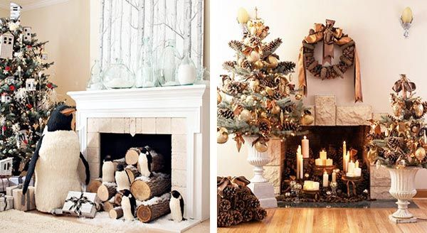 So Here Are A Few Christmas Decorating Ideas To Help You Make Your Home  Feel Warm And Comfortable.