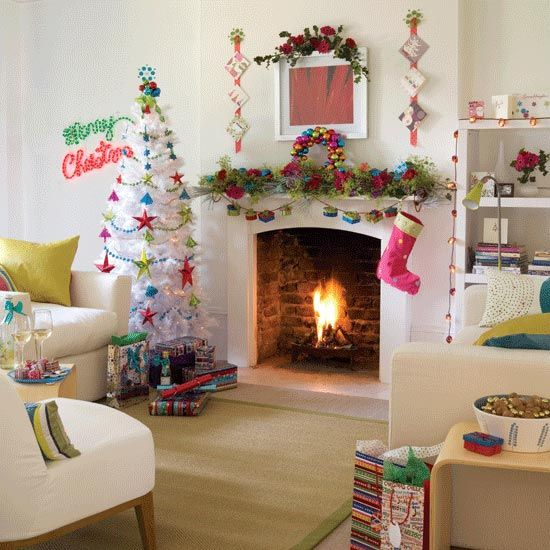 christmas tree decorations living room 10 Beautiful Christmas Tree Decorating Ideas