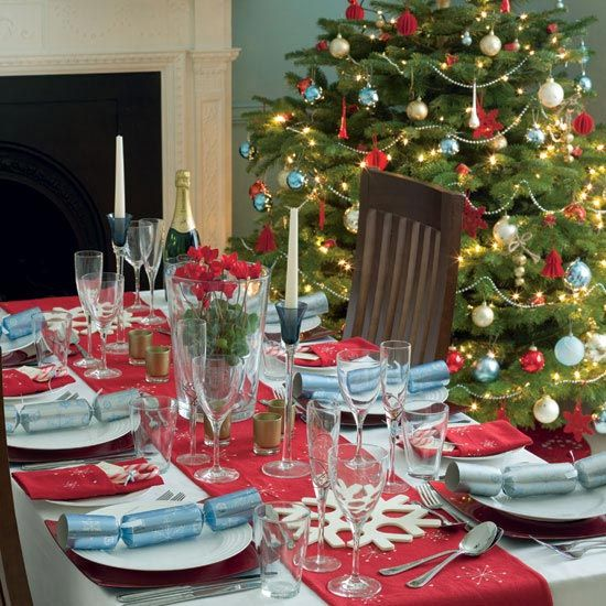 christmas tree decorations table 10 Beautiful Christmas Tree Decorating Ideas