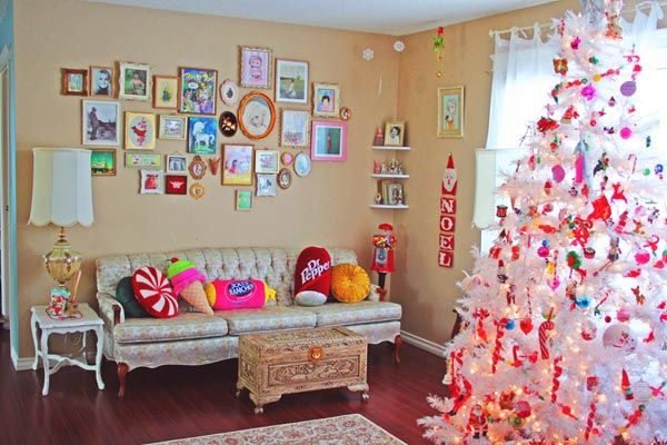Beautiful Christmas Decorating Ideas Home Decorating Ideas