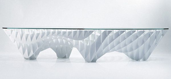 Step into the Future with the Sectionimal Table