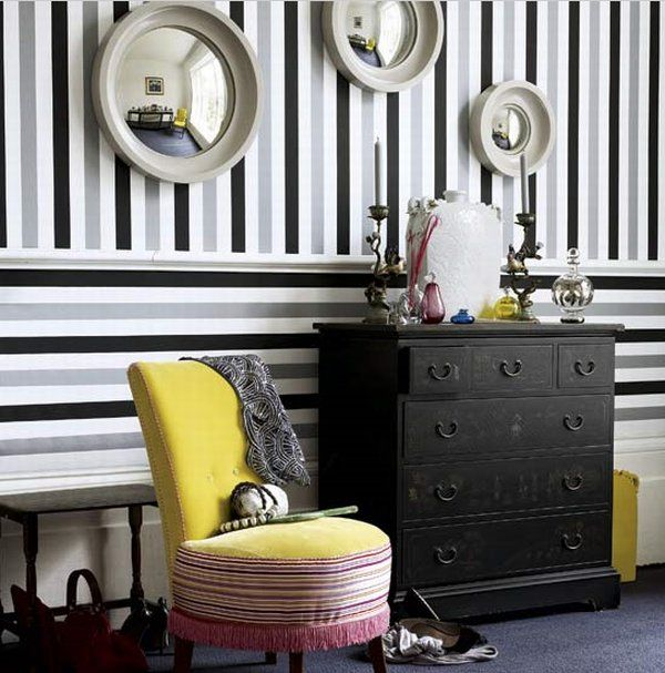 The Homify Guide To Choosing Hallway Wallpaper: Decorating A Hallway
