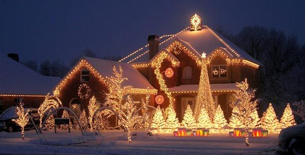 Fantastic Christmas Lights Display : The Ultimate Holiday Home Light Show - Fantastic Christmas Lights Display : The Ultimate Holiday Home Light