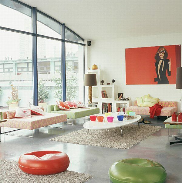 30 Modern Living Room Design Ideas To Upgrade Your Quality: Connected Rooms : A Few Helpful Interior Design Ideas