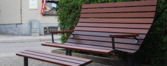 Awesome Idea for Public Spaces : Kajen Public Bench