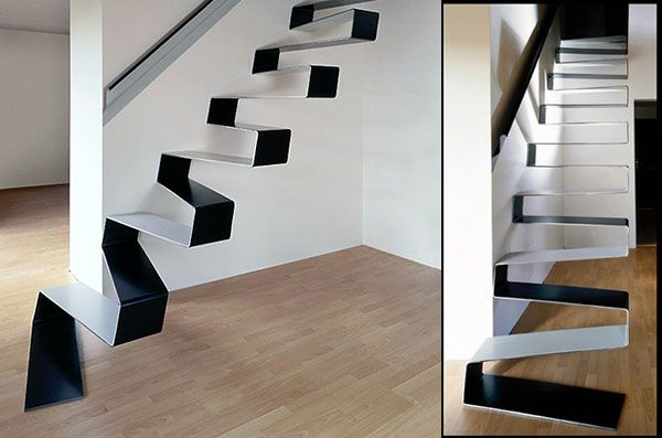 ribbon stairs The Ribbon Stairs : Beautiful or Dangerous ?