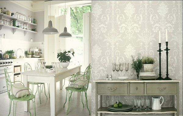 Elegant and Stylish Interiors Design From Sally Conran