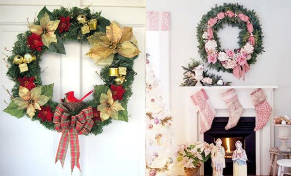 Collect this idea wreaths-christmas-door