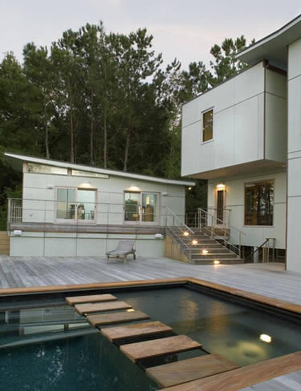 08 Sustainable River Road House from Studio A Architecture