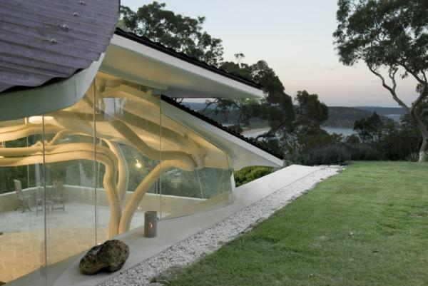 Leaf House, Incredible Design and Original Architecture