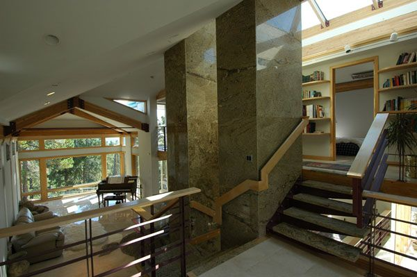 DSC 1505 m Golden Residence in Colorado, Interior Design and Nature   Combined