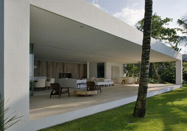Iporanga house23 Exotic House in Brazil by Isay Weinfeld
