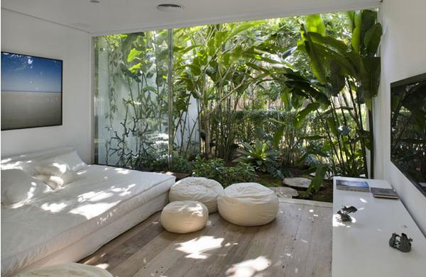 Iporanga house234567 Exotic House in Brazil by Isay Weinfeld