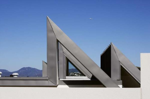 Salamanca House by Parsonson Architects 10 Great Architecture Under Space Constrains :  Salamanca House
