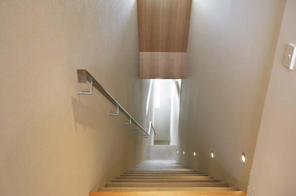 Salamanca House by Parsonson Architects 13 Great Architecture Under Space Constrains :  Salamanca House