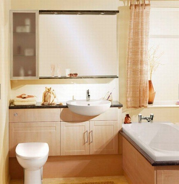 Modern Bathroom Interior Design